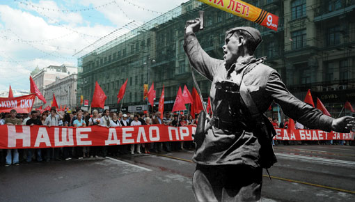 целом, фото коммунисты вперед склонности артистизму, отец