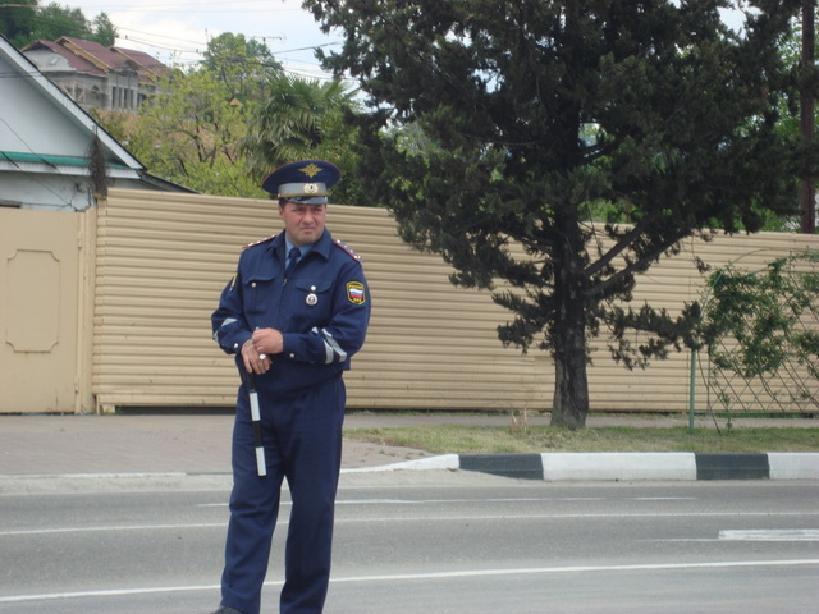 лейтенант полиции александр горовой провел рабочее совещание в сочи с представителями полиции